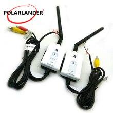 Reversing Rear View Backup Camera Transmitter and Receiver AV