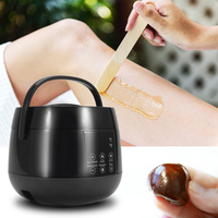Min Portable Touch Control Warmer Wax Heater For Hair Removal Paraffin Heater Epilator Depilatory Wax Bean Tool Shaving Machine