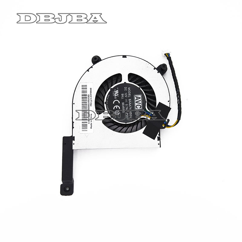 New Laptop CPU Cooling Fan For Lenovo ThinkCentre M93 M73 FRU 03T9949 BFB0712HB