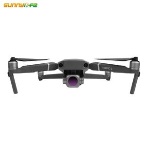 Image 3 - Sunnylife 4 teile/satz DJI MAVIC 2 PRO Drone ND8 PL ND16 PL ND32 PL ND64 PL Objektiv Filter