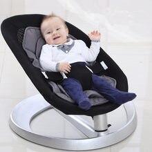 Детские радиационного излучения и отраженного света с шезлонгами, мульти-Функция коаксиальный ребенка спать для наружных осветительных приборов младенческой колыбели детское кресло-качалка успокоить стул