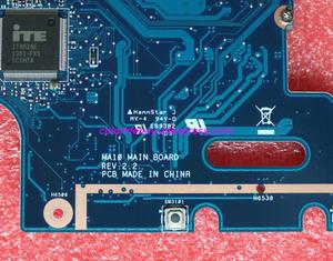 Image 5 - Genuine H000064160 MA10 REV 2.2 Laptop Motherboard Mainboard for Toshiba Satellite NB15 NB15T Notebook PC