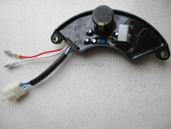 цена на ORIGINAL LIHUA AVR 5KW TT09-2A AVR AUTOMATIC VOLTAGE REGULATOR GENERATOR PARTS TT09-2A