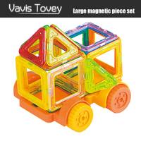 Vavis Tovey 30 200pcs Technic Magnetic Models Building Blocks Constructor Toys For Children Holiday Gift