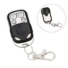Wireless Car Remote Control For Frequency 433.92 Mhz Remote Control Alarm For Automatic Universal Gate Black цены