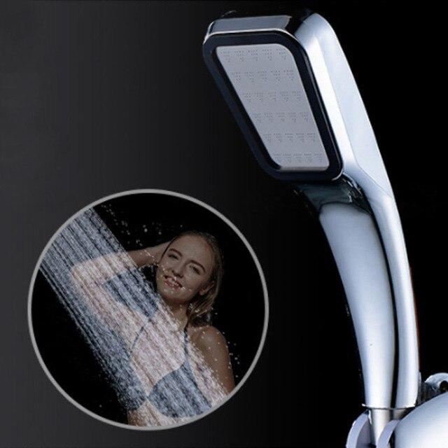 Accessori Per il bagno Palmare Risparmio Idrico del 300 Foro Booster Portatile R