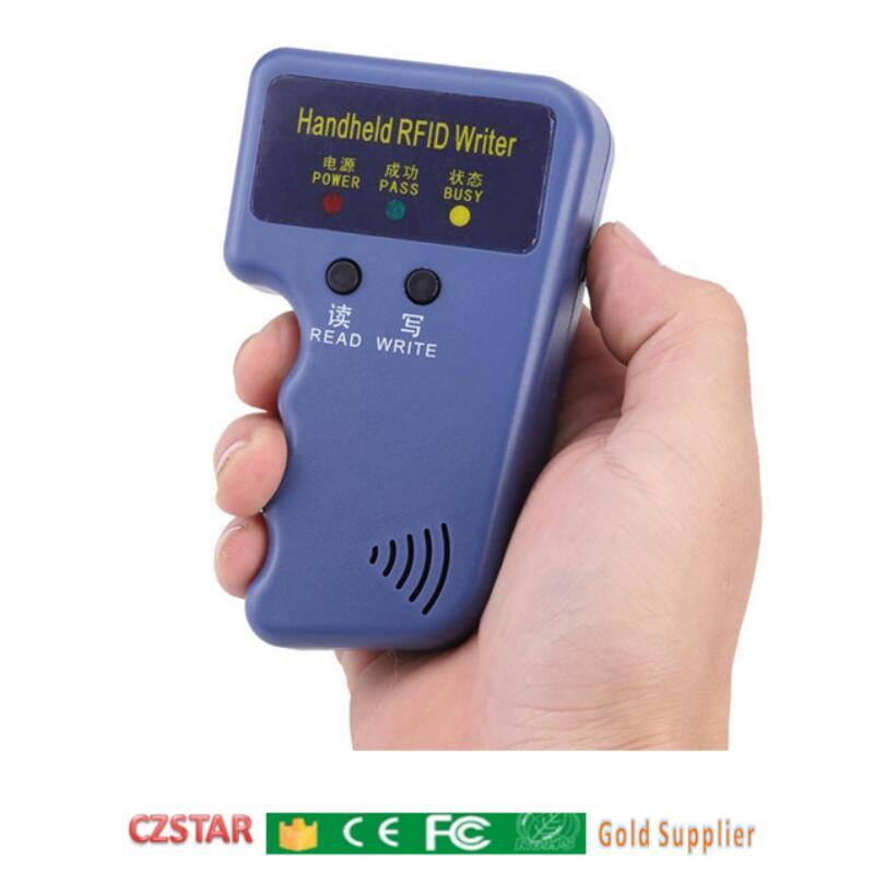 125 Khz RFID LF ID EM Chip lector de tarjetas escritor copiadora duplicador  copia ID T5557 EM4305 EM4200 para Control de acceso de los internos 1ec01b6fcad