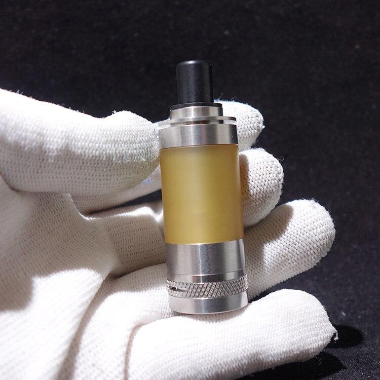 Coppervape Ubertoot UTA2 Style MTL RTA 22mm Reconstructible Réservoir Atomiseur Ultem PEI Réservoir