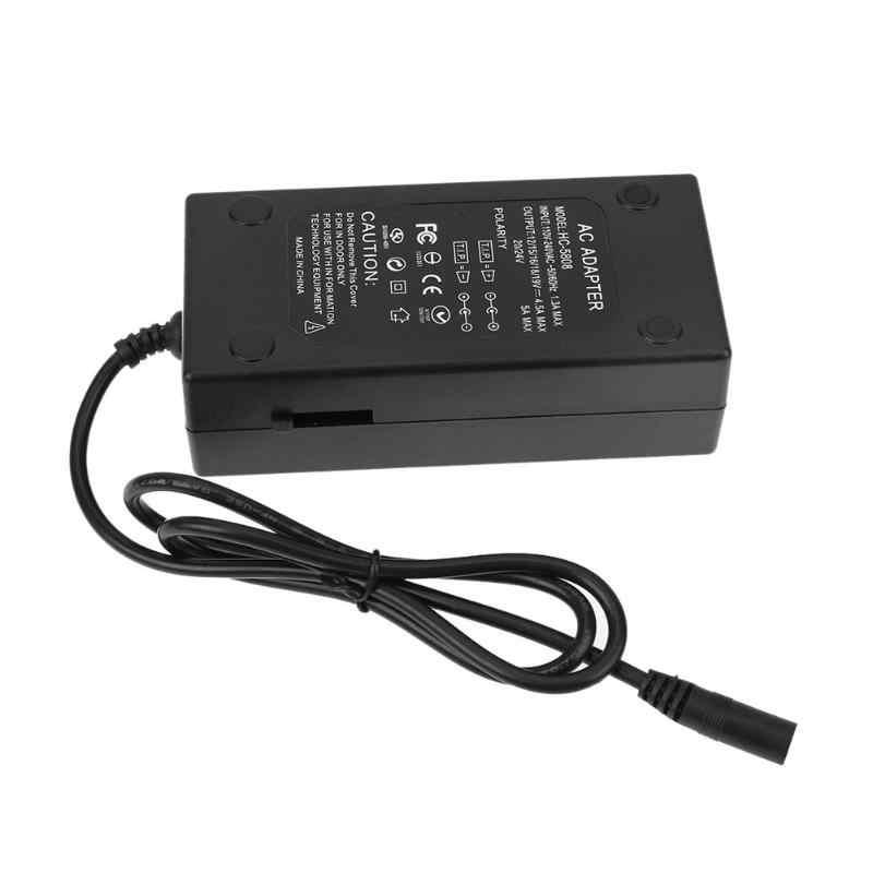 אוניברסלי 96W 110 V-240 V AC מתאם מתח אספקת מטען האיחוד האירופי Plug עבור מחשב נייד מחשב נייד טעינה PowerAdapter תקע שחור