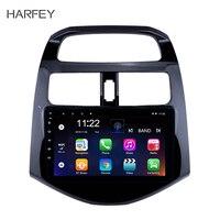 Harfey Multimedia Player 9 Inch 2 Din 8 Core For 2011 2012 2013 2014 Chevrolet DAEWOO Android 8.1 Car Radio Bluetooth Wifi DAB+