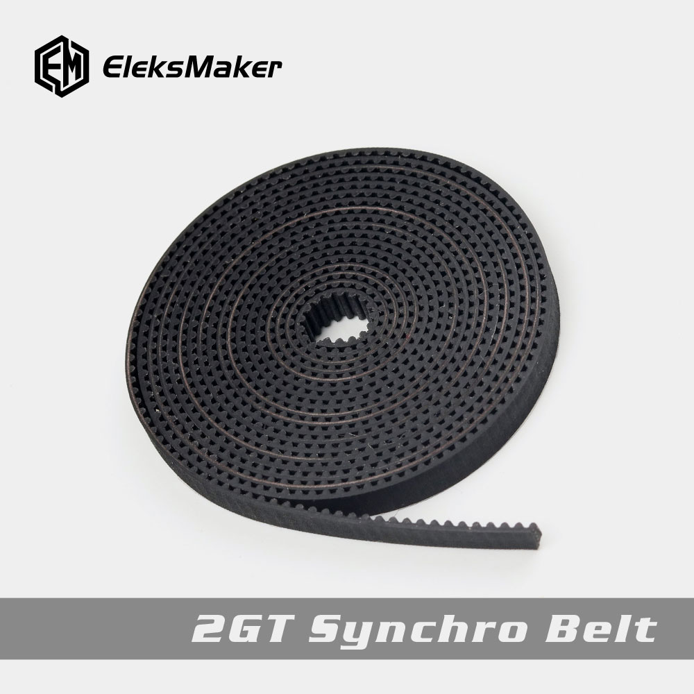 EleksMaker Conveyor Timing Belt 2GT-6mm MXL-6mm Bubber Opening Belt For Laser Engraving Machine