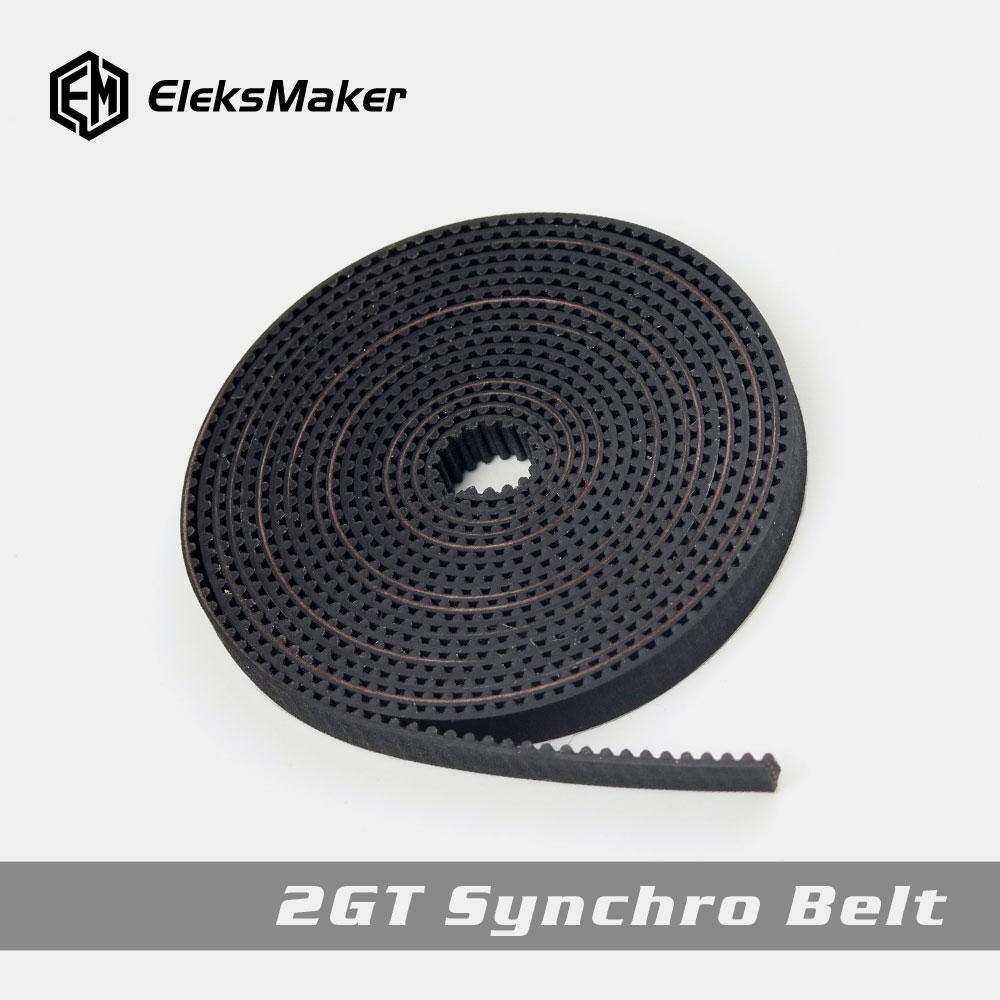 EleksMaker Conveyor Timing Belt 2GT-6mm MXL-6mm Bubber Opening Belt For Laser Engraving Machine
