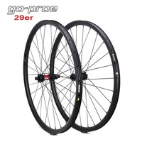 MTB 29er Rim 345g Super Light Weight Carbon Wheel With DT Swiss 240 12 Speed Hub For XC Mountain Bike Wheelset Tubeless Ready