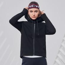 Willarde осенне-зимние спортивные куртки для бега, йоги, женские толстовки на молнии, для фитнеса, тренировок, ветрозащитная спортивная одежда, топы
