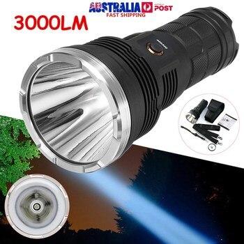 Astrolux MF02 светодиодный фонарик XHP35 HI 3000LM NW дальний Поиск СВЕТОДИОДНЫЙ Фонарик 1587 м перезаряжаемый дальний фонарь