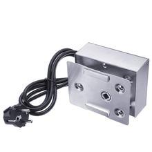 Универсальный электродвигатель для барбекю, гриль из нержавеющей стали, гриль для барбекю, мотор для кухни, запасные части для кухонного прибора, 220-240 В