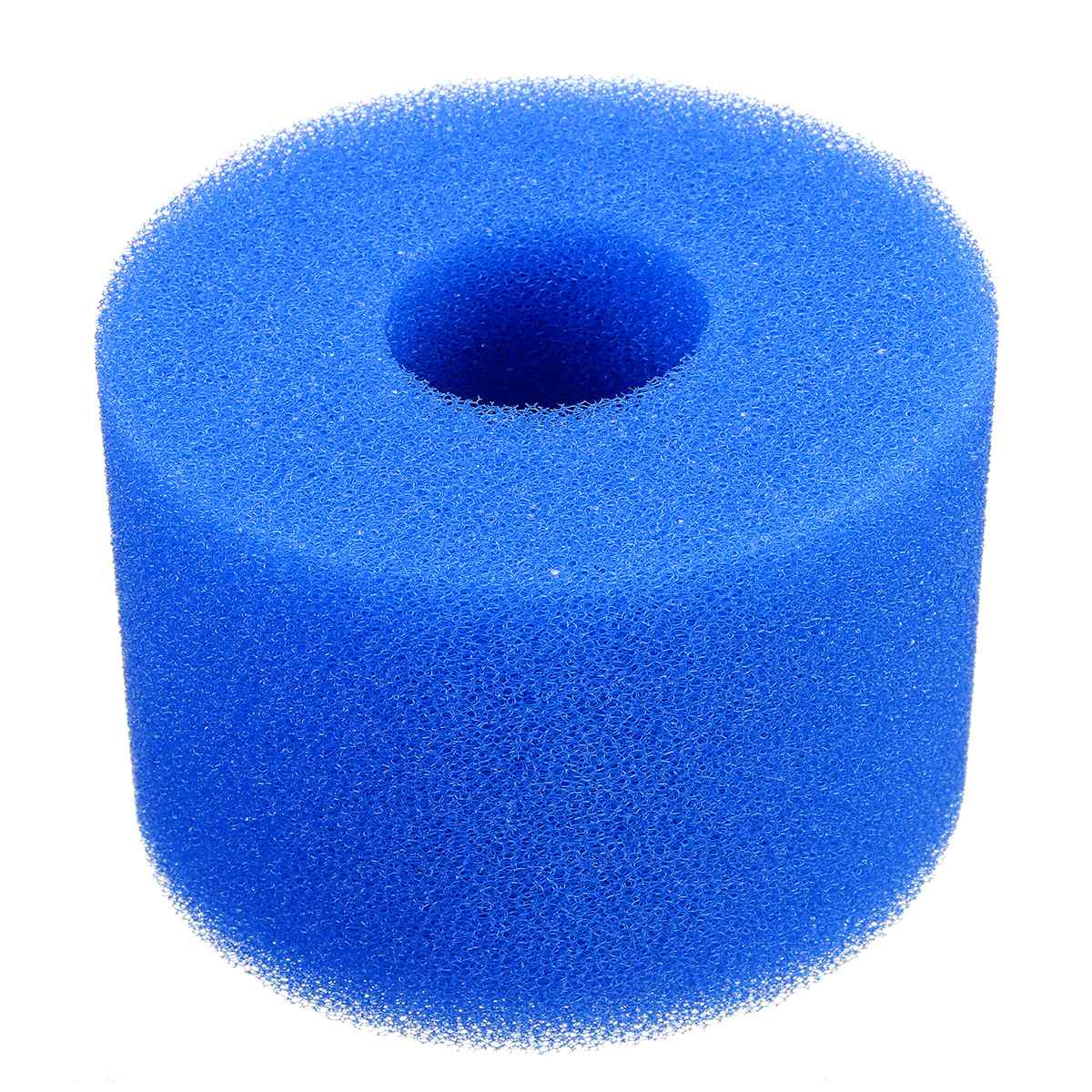 10.8x4x7.3cm Swimming Pool Filter Foam Reusable Washable Sponge Cartridge Foam Suitable Bubble Jetted Pure SPA For Intex S1 Type10.8x4x7.3cm Swimming Pool Filter Foam Reusable Washable Sponge Cartridge Foam Suitable Bubble Jetted Pure SPA For Intex S1 Type