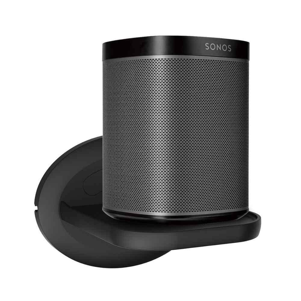 Полочка с настенным креплением держатель подставка для Amazon Echo dot (3-го поколения) Google home mini Sonos One Play: 1 и более домашняя камера безопасности