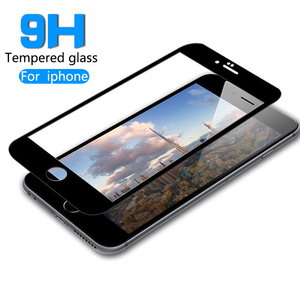 Image 4 - Protective Glass on the For iPhone 6 6S 7 X 8 Plus 11 SE 2020 Gorilla Glass aifon 6 s aiphone 7plus 8Plus Safety Screen Pelicula