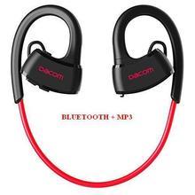 Fones de Ouvido De natação Para Piscina Subaquática MP3 IPX7 Player Fone de Ouvido À Prova D' Água Sem Fio Bluetooth Wi-fi Para O Esporte Ao Ar Livre da Aptidão Corrida