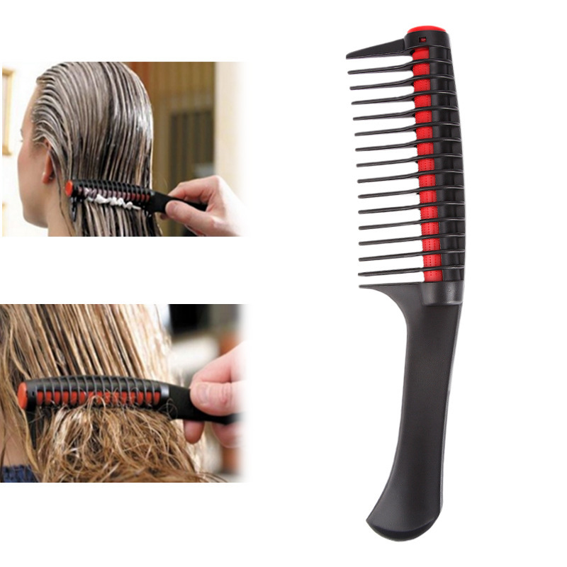 Professional Hair Brush Comb Salon Round Hairbrush Curling Hair Comb Hairdressing Heat Resistant Hairbrushes Styling Accessories