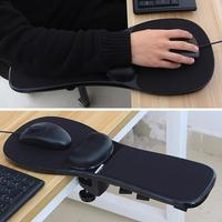 High Quality Horizontal Adjustable Creative Desk and Chair Computer Hand Arm Bracket Wrist Guard Mouse Pad support Stands holder