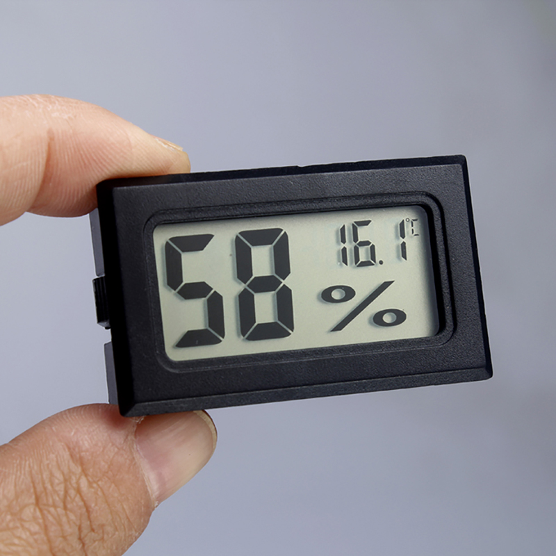 2019 New High Quality Products Easy To Carry Household Products Digital Thermometer And Hygrometer Electronic High Quality