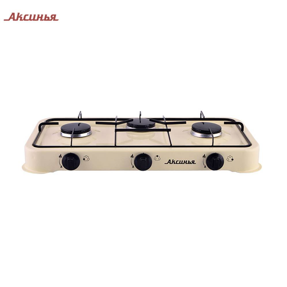 Hot Plates AKSINYA 0R-00002148 home kitchen appliances cooking plate cooktop KC-103 gas stove hob
