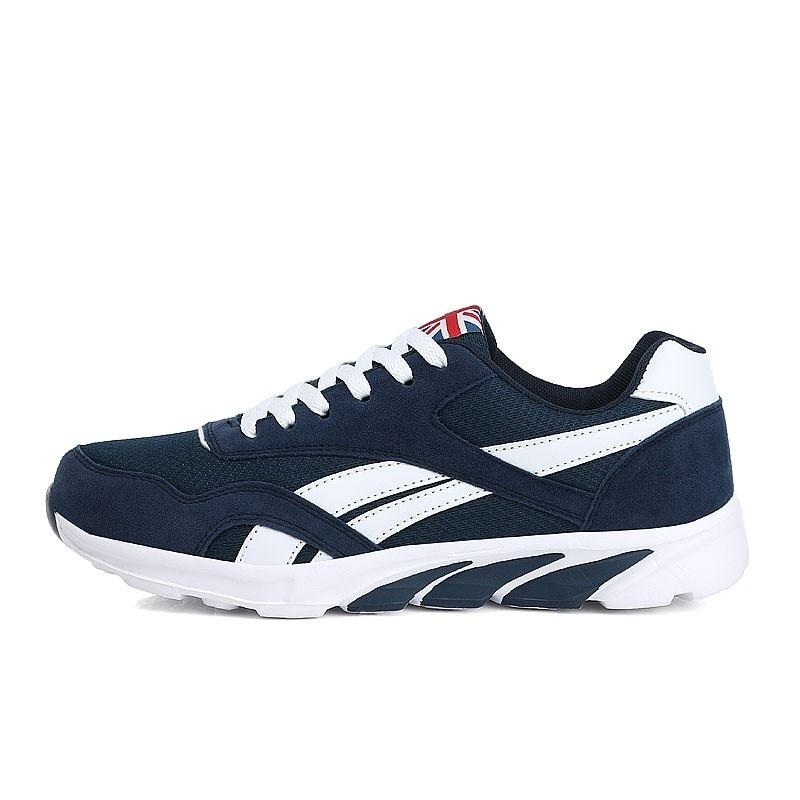Hombre Tamaño Moda Para De 2019 negro Red Suave La Estilo Casuales Barato Zapatillas Zapatos Luz Hombres Gran Antideslizante Nuevo azul Los Respirable Deporte wHq8f8I0xn