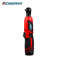 AOBEN 12V 3/8 Electric Wrench Rechargeable Scaffolding Cordless Ratchet Wrench