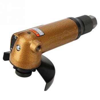 цена на 4in Pneumatic Grinding Polishing Tool Sanding Pad Angle Grinder Polisher 11000rpm Power Tools pneumatic grinder Hot Sale