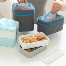 Unisex Thermo Cooler Bag Refrigerator Thermal Insulated Lunch Bags Picnic Food Fruit Fresh Keeping ice box Freezer icepack