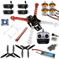 F02471 B F330 Airframe MultiCopter Frame Flame Wheel kit RTF Whole Assembled Kit with Radiolink 8CH TX&RX ESC Motor Welded