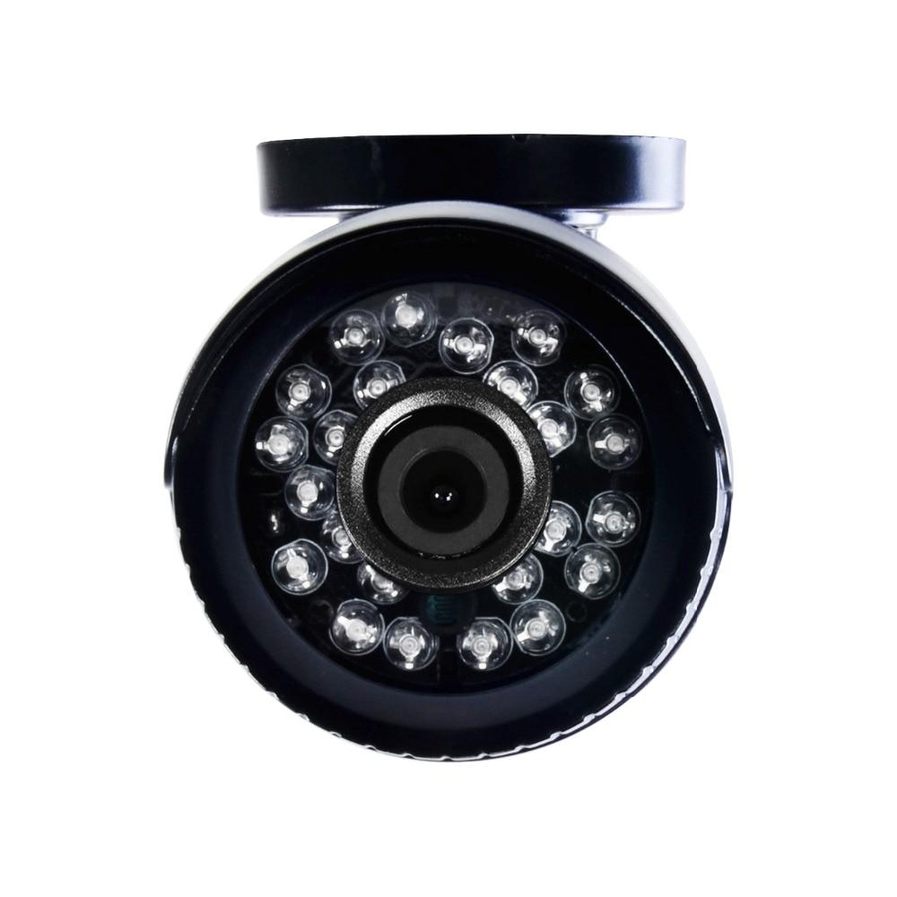 Onvif Wired 720P 960P 1080P IP-kamera P2P Bevægelsesregistrering - Sikkerhed og beskyttelse - Foto 3