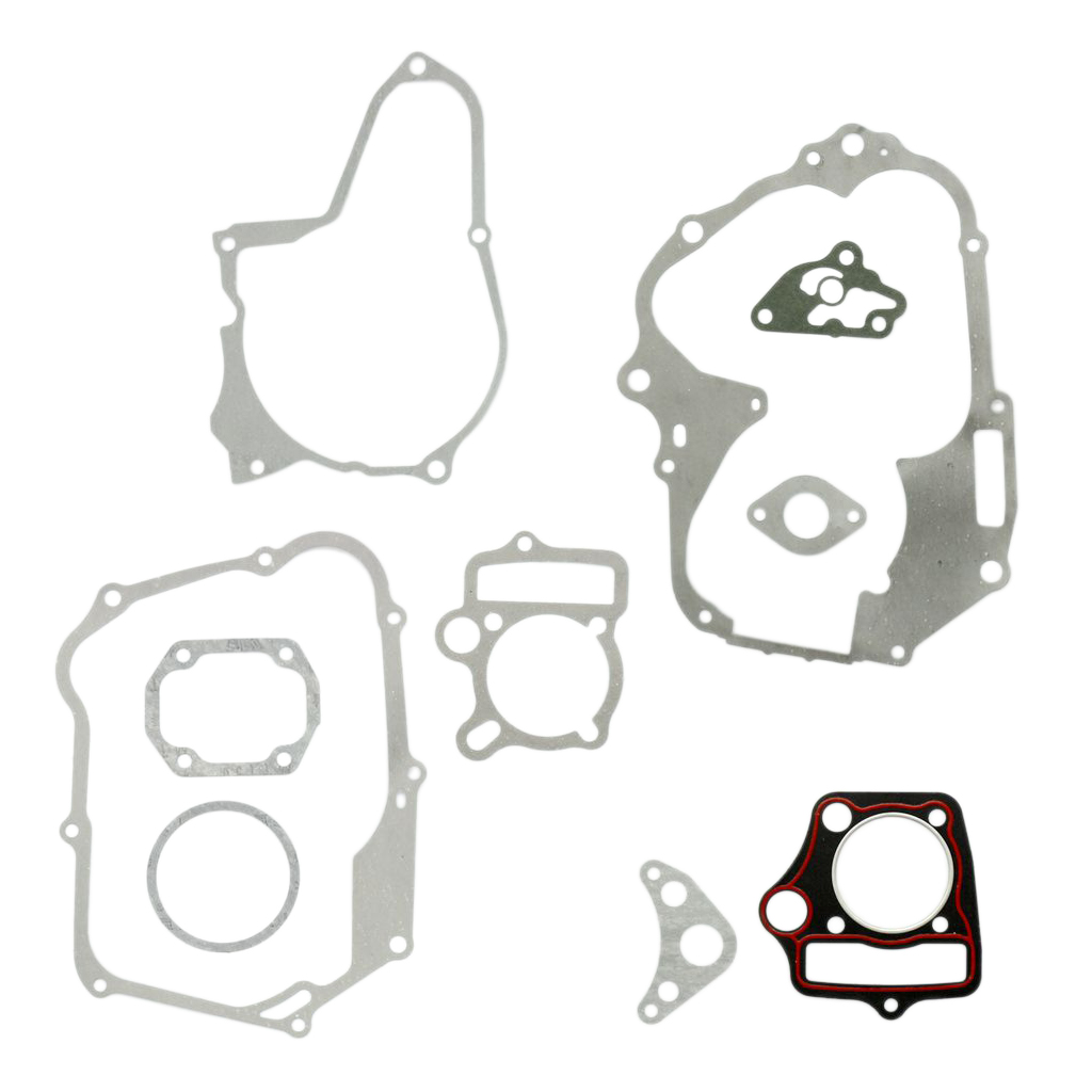 Back To Search Resultshome Genteel Engine Cylinder Head Gasket Set For 110cc Dirt Bike Atv Motorcycle Finely Processed
