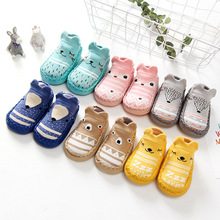 Baby Toddler Children Socks Shoes Soft-Soled-Shoes Spring Cartoon And Non-Slip Autumn
