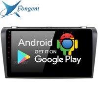 9 ips 1Din Android 9,0 автомобильный стерео для Mazda 3 мазда3 радио 2006 2007 2008 управление рулем gps навигация с RDS мультимедиа