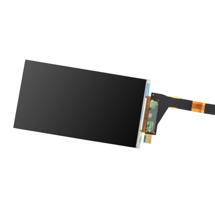 5.5 Inch 2K 2560x1440 LCD Screen Display Module With Protective Toughened Glass Film For 3D Printer