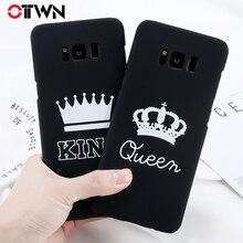 Ottwn Letter Phone Cases For Samsung Gal