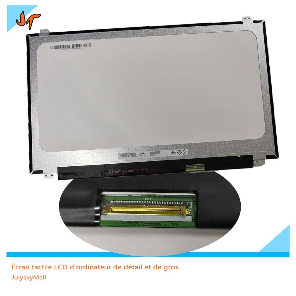 Per Huawei MateBook PL-W19 1920X1080 FHD pannello opaco 30-pin IPS schermo LCD telaio stretto TV156FHM-NHO NV156FHM-N47Per Huawei MateBook PL-W19 1920X1080 FHD pannello opaco 30-pin IPS schermo LCD telaio stretto TV156FHM-NHO NV156FHM-N47