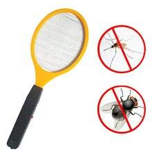 Новые Домашние инструменты электрическая ловушка для комаров Анти Москитная муха репеллент-отпугиватель насекомых отвергать убийц вредителей отвергать ракетки ловушка