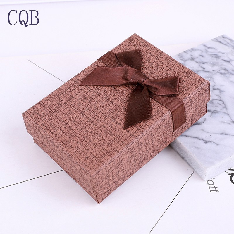 Gold Cotton Filled Gift Box for Free Grey Layered Genuine Leather Multi Color Square Design Decor Magnetic Necklace