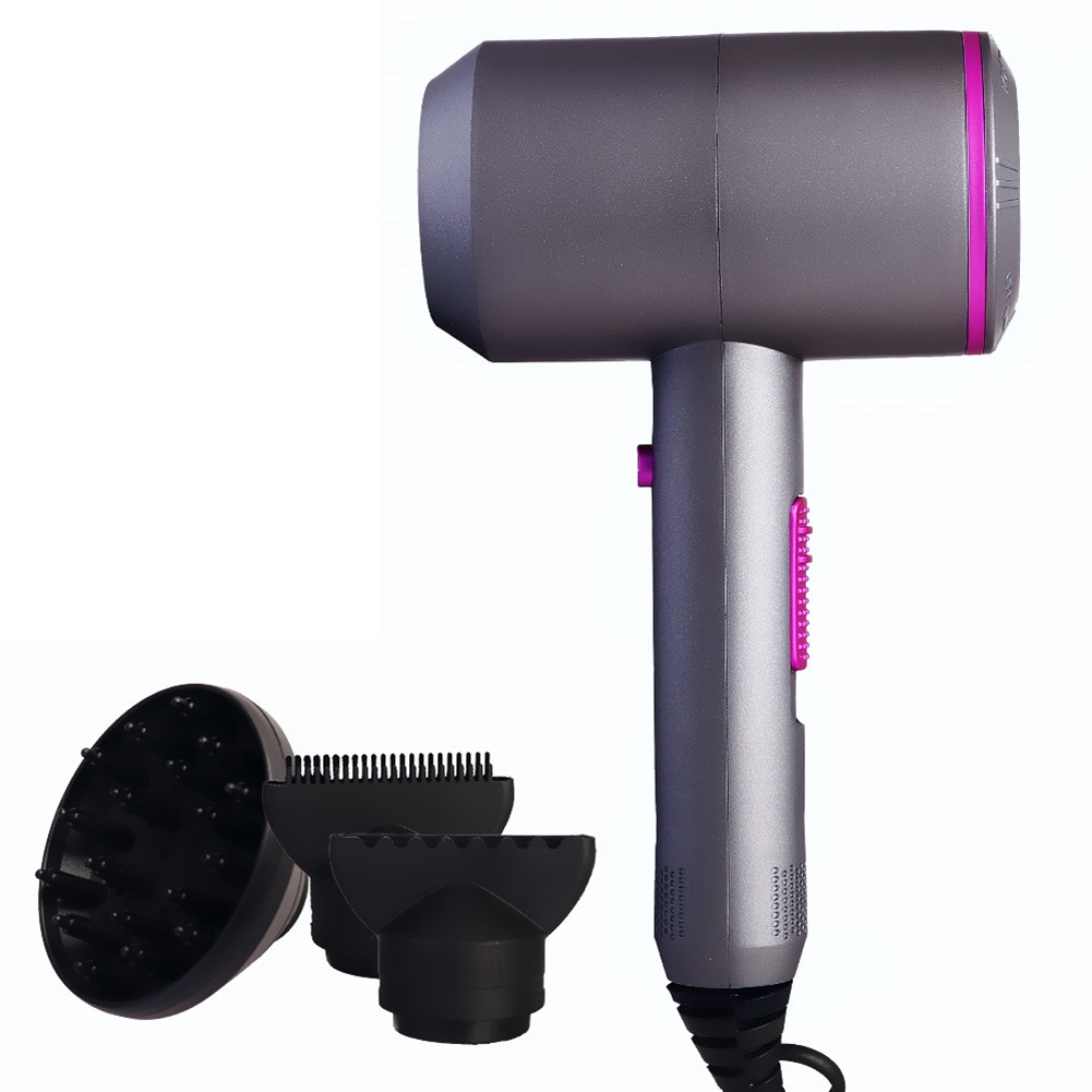 Strong Power Hair Dryer Household Hammer Similar Design Hair Blow Dryers Constant Temperature Control Negative Air Brush Dryers