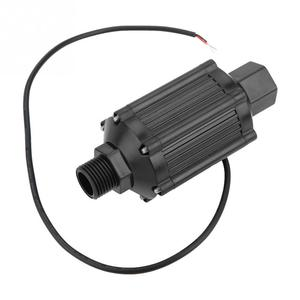 Image 1 - 1 個 LG39 DN15 片吸込パイプラインポンプ 12V 18 ワット高圧水パイプラインブースターポンプ家庭用業界化粧品