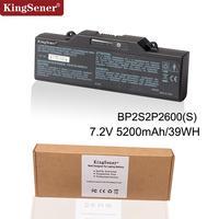 KingSener New BP2S2P2600(S) Laptop Battery For Getac E100 Notebook Battery BP2S2P2600(S) P/N:441814800016 BP2S2P2050(S)(P)