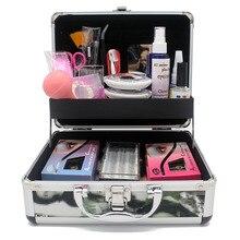 Профессиональный набор инструментов для наращивания ресниц, Перманентный макияж, индивидуальный искусственный клей для ресниц, пинцет для практики прививки ресниц, наборы для ресниц