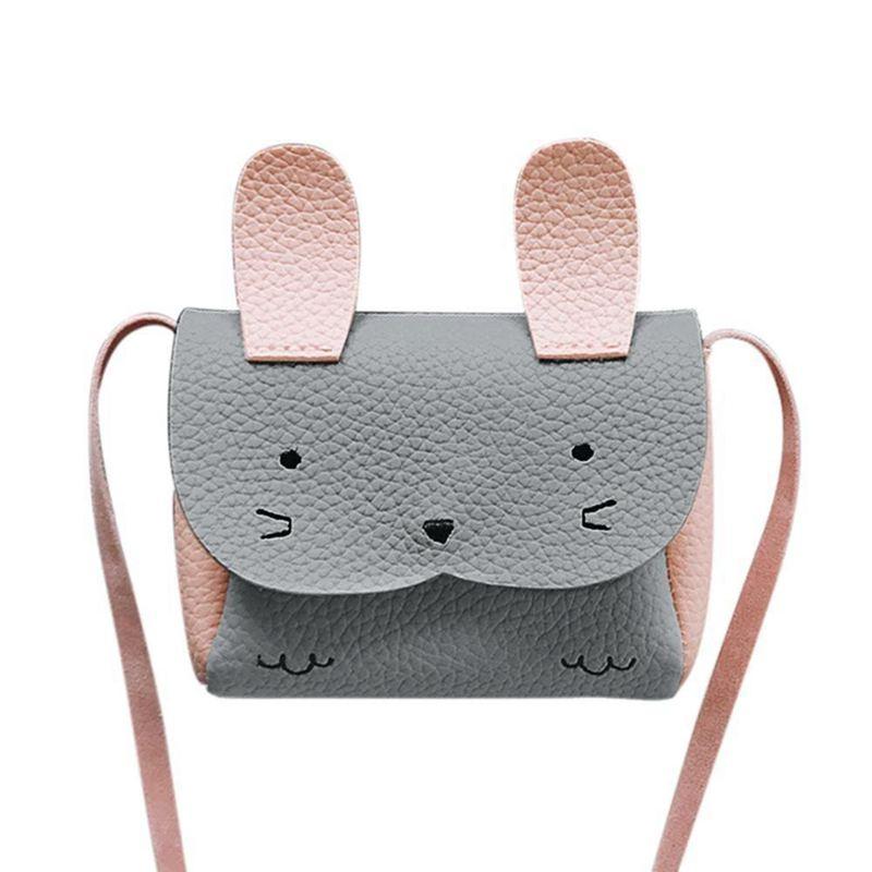 Hilfreich Mini Schulter Tasche Kinder Umhängetasche Bebe Mädchen Handtasche Nette Kaninchen Schulter Crossbody-tasche Produkte HeißEr Verkauf