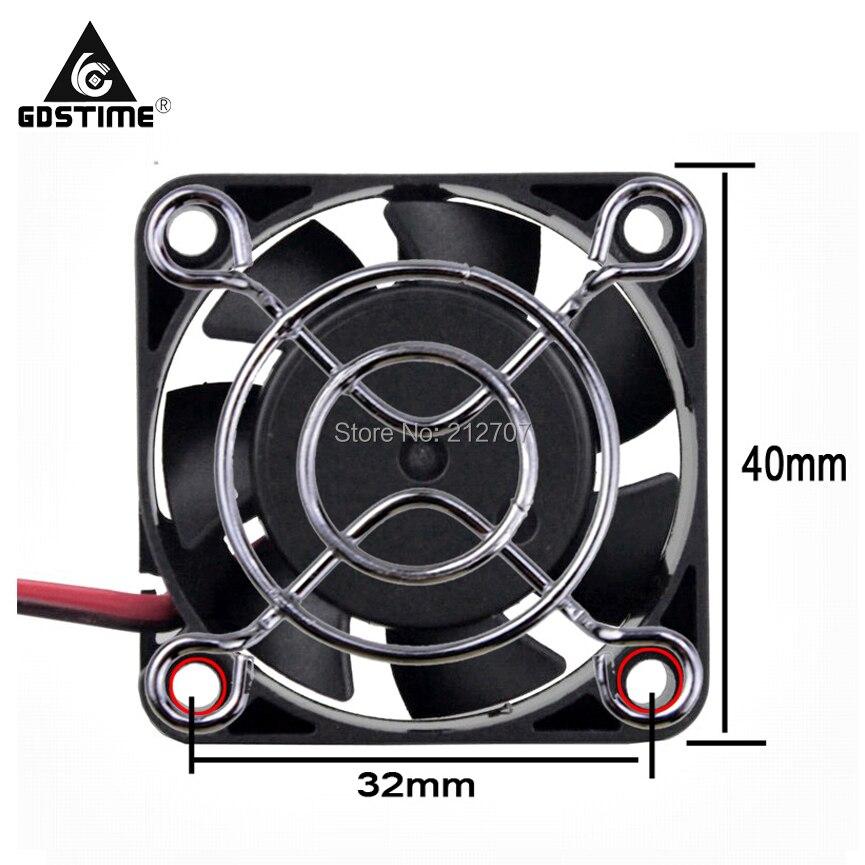 Купить с кэшбэком 2 pcs Gdstime 40mm computer fan grill 4cm Iron Fan Cover Case PC Case Fan Grill Metal Protector Finger Guard