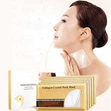 Skin Neck Moisturizing Flim All 35g 5PCS Care Mask White Set