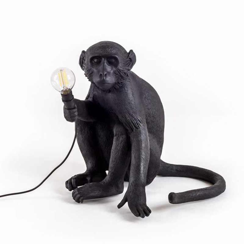 Современные светодиодные кулон из смолы светильники блеск пеньковая веревка Лофт Декор подвесной светильник промышленное освещение Suspendu дома крепление для столовой